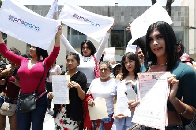 Corte falla contra norma discriminatoria de transexuales en Veracruz