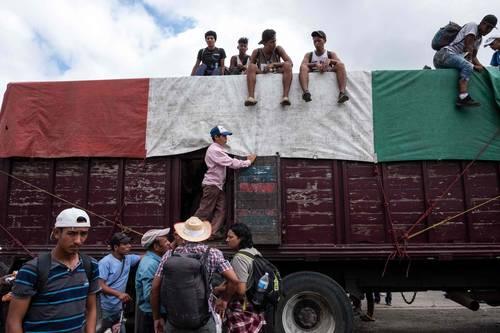 Consterna a la ONU desprotección en que se deja a migrantes