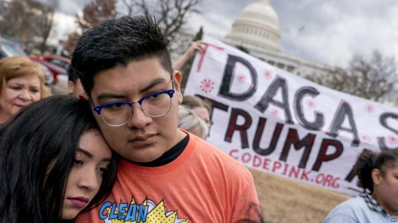 Trump asegura que decisión sobre DACA irá a la Corte Suprema