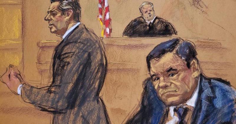"""El día 1 del juicio a """"El Chapo"""" no sólo salpica a Peña Nieto y Calderón: exhibe a la DEA como corrupta"""