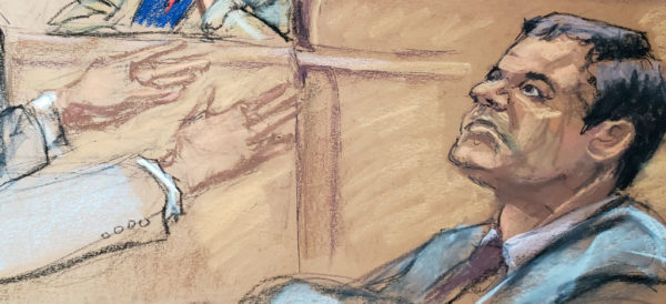 """Gerente de operaciones de """"El Chapo"""" revela sobornos al entonces jefe de la policía judicial federal, Guillermo González Calderoni"""