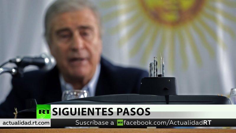 Video: 67.000 fotos y una maqueta: Los próximos pasos para determinar qué pasó con el ARA San Juan
