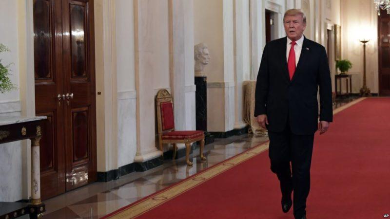 """Trump: """"totalmente dispuesto"""" a paralizar gobierno si no hay dinero para el muro"""