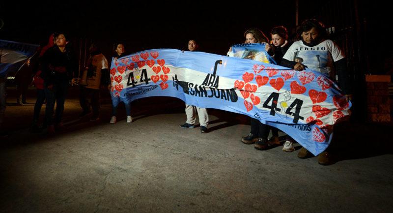 """Ministro argentino: es un """"disparate"""" gastar 4.000 millones de dólares para reflotar el ARA San Jua"""