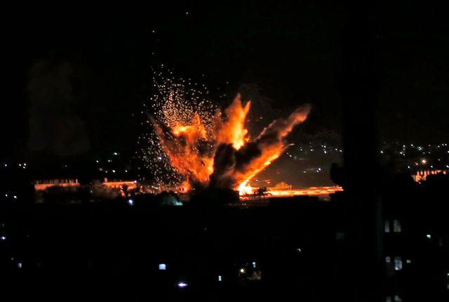 Diez muertos en nueva escalada de violencia en Gaza