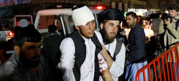 Video: Al menos 50 muertos y decenas de heridos deja atentado suicida en Kabul