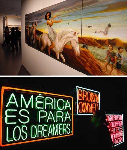 Perfilan artistas 50 años de ''un grito colectivo'' de los chicanos