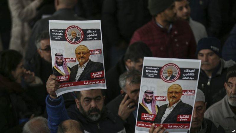 Inteligencia de EE.UU. dice que príncipe saudí ordenó el asesinato de Khashoggi