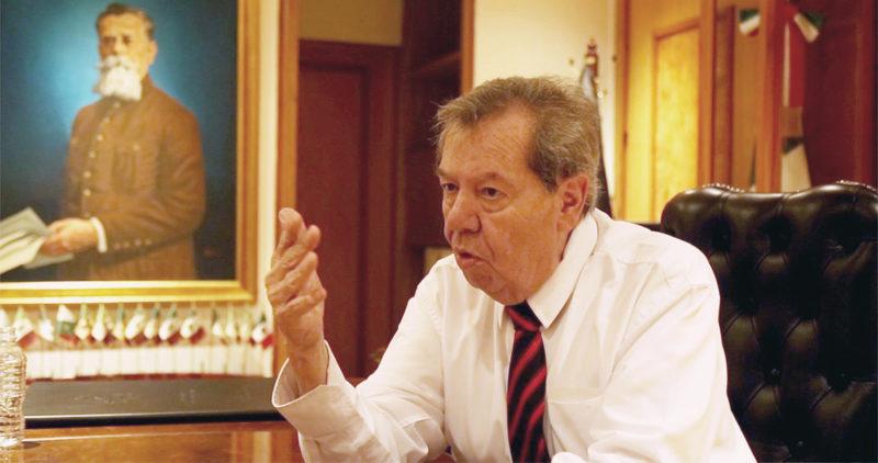 Es inevitable investigar a Peña y a Calderón, dice Muñoz Ledo; no se puede quedar en el aire, señala