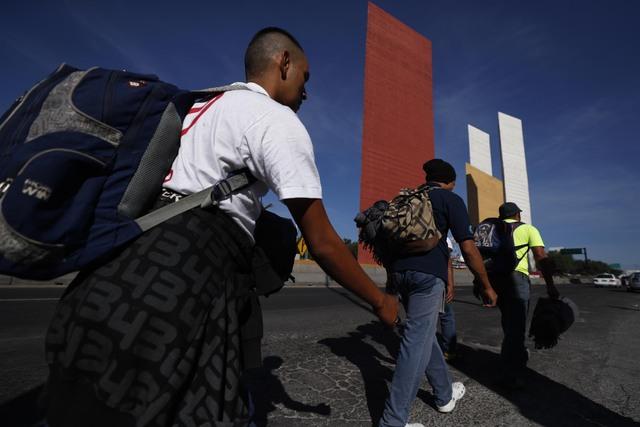 Tres mil centroamericanos solicitan asilo en México