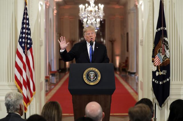 """Video: El """"éxito electoral"""" republicano permite a Trump vaticinar su reelección"""