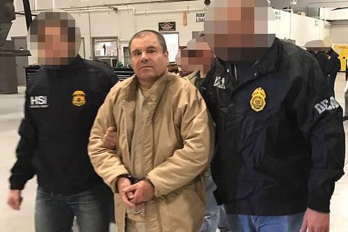 Arranca este lunes juicio al 'Chapo'; arriesga cadena perpetua