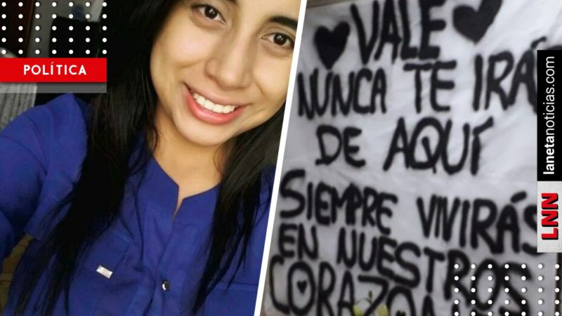 Próximo gobernador veracruzano niega confusión en el asesinato de Valeria. Pudo tener móvil político, destaca dirigente morenista en esa entidad