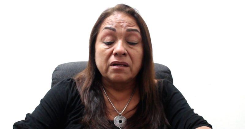 Video:  Voy a luchar con todas las madres que han perdido a sus hijos, dice la Diputada Medel, madre de Valeria