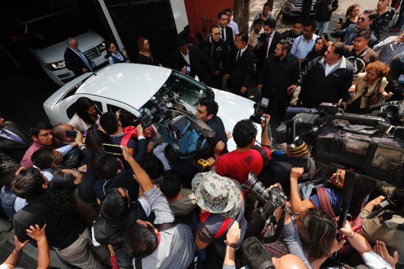 Próximo gobierno fortalecerá a medios públicos, dice Robledo