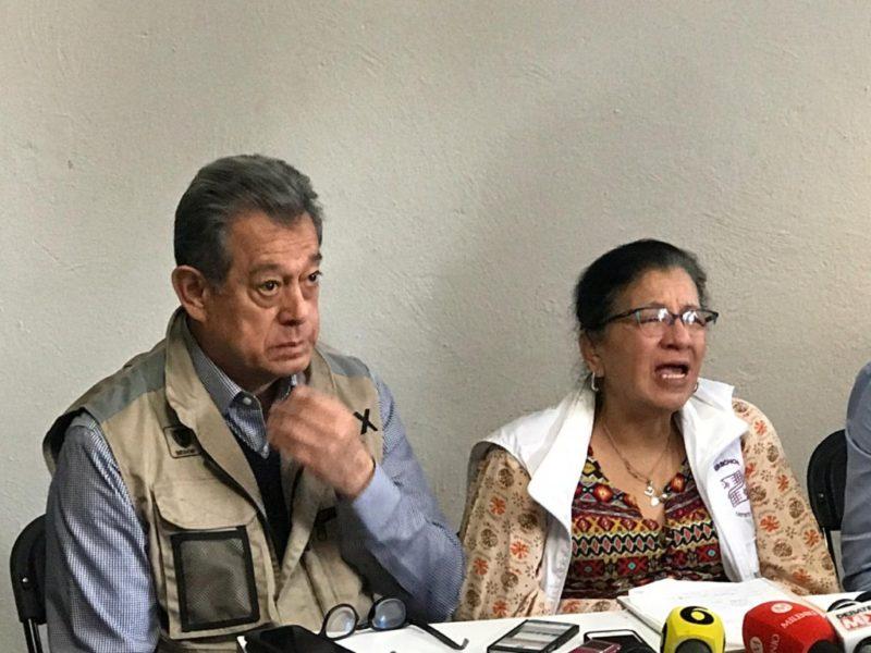 Documentan ONU y CNDH presunta desaparición de al menos 87 migrantes de la caravana centroamericana