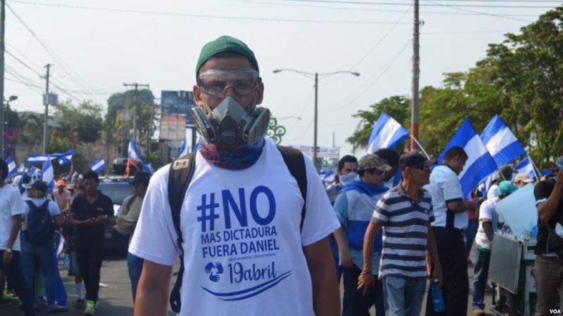 Nicaragua: Ortega culpa a Europa y EE.UU. de centenares de muertos