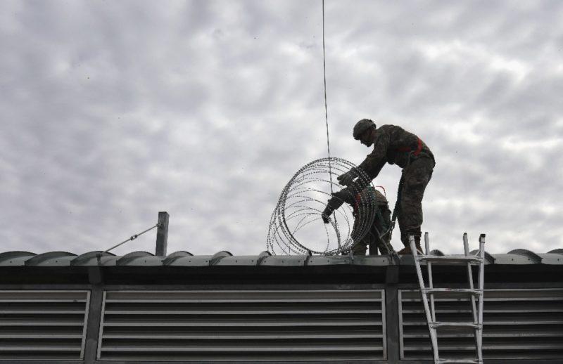 Se reactivan grupos antiinmigrantes en frontera México-EU