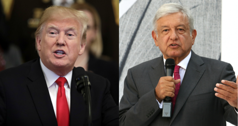 Desmienten a  The Washington Post: AMLO no ha logrado un acuerdo con Trump sobre las caravanas de centroamericanos