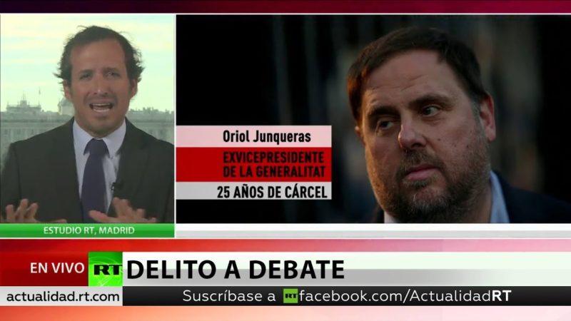 Video: España: Fiscalía solicita entre 16 y 25 años de prisión para los líderes independentistas catalanes