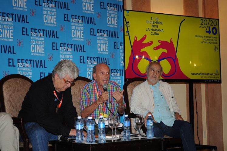 Video: Interrogantes del cine latinoamericano marcan segundo día de festival