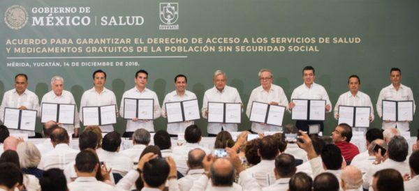 22 mil millones de pesos al Plan Nacional de Salud: AMLO