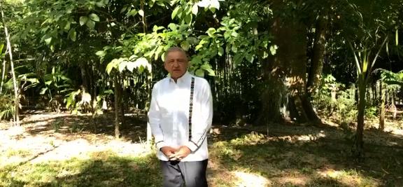 Video: El cambio de régimen se ha dado en paz y con estabilidad económica expresada en el fortalecimiento del peso, destaca AMLO