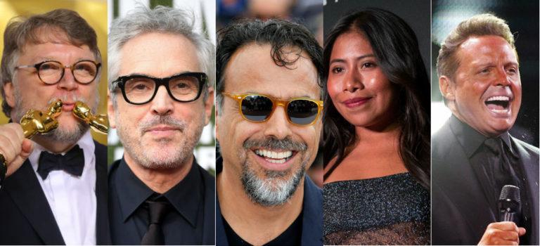 Los personajes del arte y la cultura que dejaron huella este año #Resumen2018