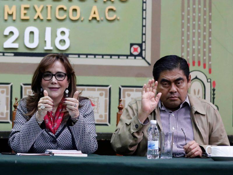 Miguel Barbosa será nuevamente candidato a gobernador de Puebla