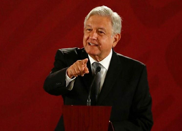 """Celebra AMLO """"consenso"""" con los gobernadores"""
