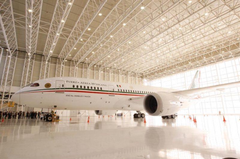 Cumplido el primer compromiso de AMLO: mañana sale el avión presidencial a EU para ser vendido