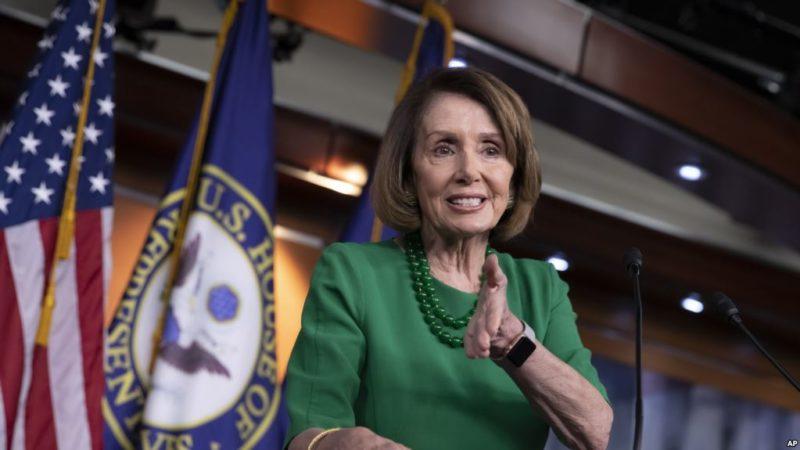 """Demócratas afirman que el Congreso no destinará dinero para el muro porque es"""" inmoral, ineficaz y caro"""""""