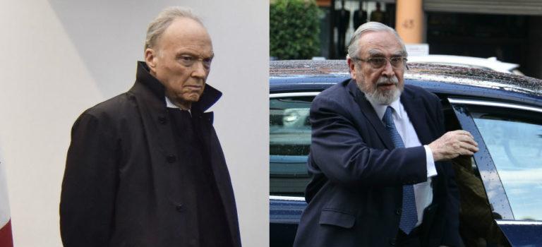 Alejandro Gertz y Bernardo Bátiz, en la lista de candidatos a Fiscal General