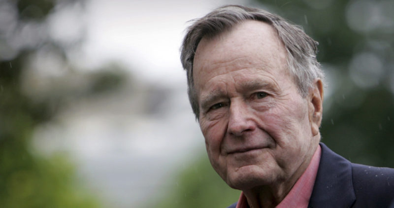 George H.W. Bush, ex Presidente de EU, muere a los 94 años