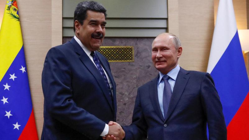 """Videos: Nicolás Maduro anticipa la firma de importantes acuerdos tras la """"exitosa"""" reunión con Putin"""