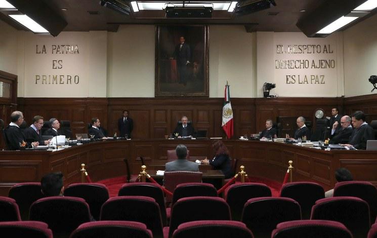La Suprema Corte suspende la Ley de Remuneraciones