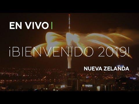Videos: Así reciben el 2019 en distintas partes del mundo