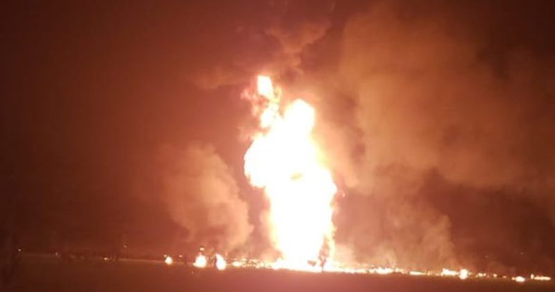 La explosión no cambia la lucha contra el huachicol: AMLO; no se ocultará información, dice