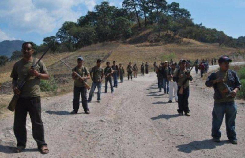 12 muertos en enfrentamiento entre policías comunitarios y una banda criminal en Chilapa de Álvarez