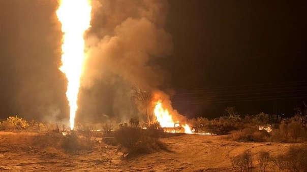 Videos: Nueva explosión producto del huachicoleo en un ducto de combustible en Hidalgo