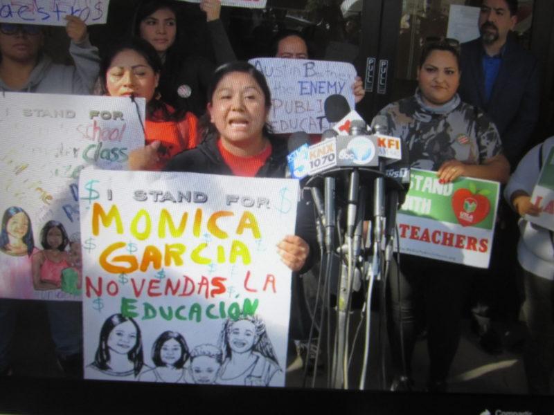 Video: El sindicato de maestros, con casi 35 mil miembros, fija el lunes entrante para el estallamiento de la huelga