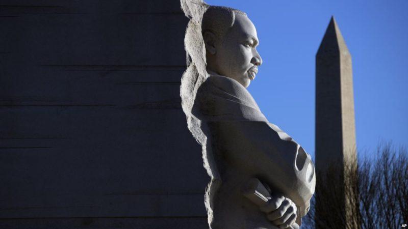 EE.UU. recuerda el natalicio de Martin Luther King Jr.