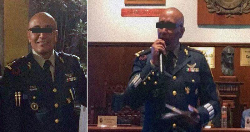 Llaman a México al general Eduardo León Trauwitz, cercano a Peña Nieto, ex encargado de vigilancia de Pemex, bajo investigación sobre robo de combustible