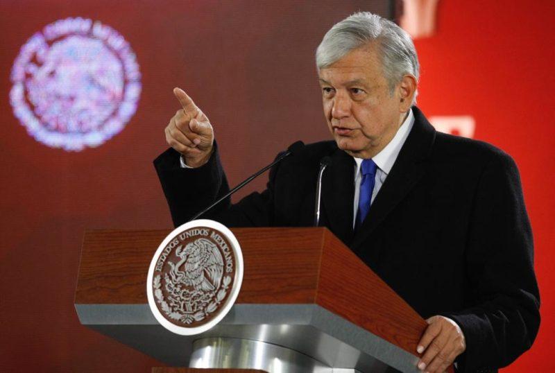 """""""No estoy satisfecho"""" con reforma para Guardia Nacional: AMLO"""