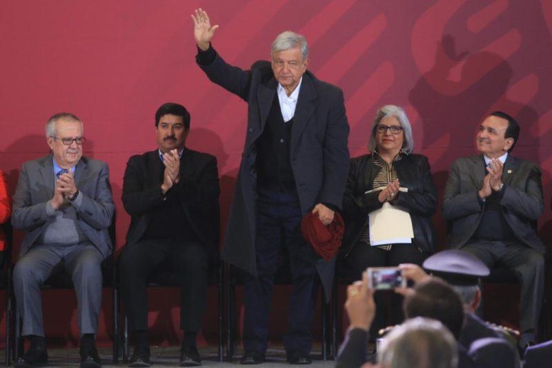 """Video: AMLO despeja dudas sobre el Programa de la Zona Libre de la Frontera Norte y afirma que """"es perfectible"""""""