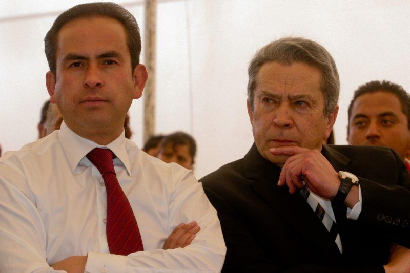 Muere ex gobernador del Edomex, Alfredo Del Mazo González