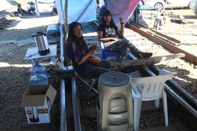 No  habrá diálogo con la CNTE de Michoacán si no liberan la vía del tren, afirma el titular de Educación