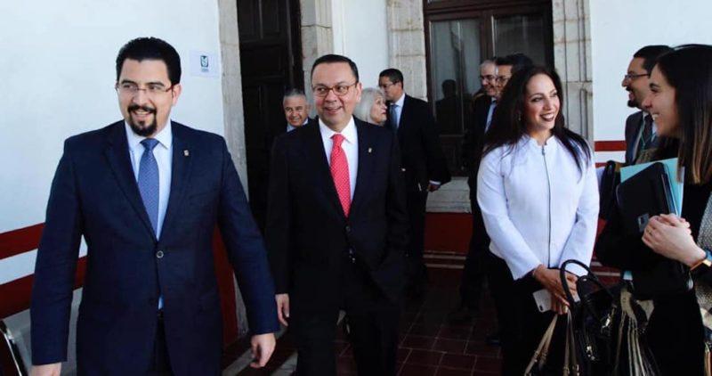 Germán Martínez: El sistema de Salud está en ruinas; promete cruzada contra la corrupción en el IMSS