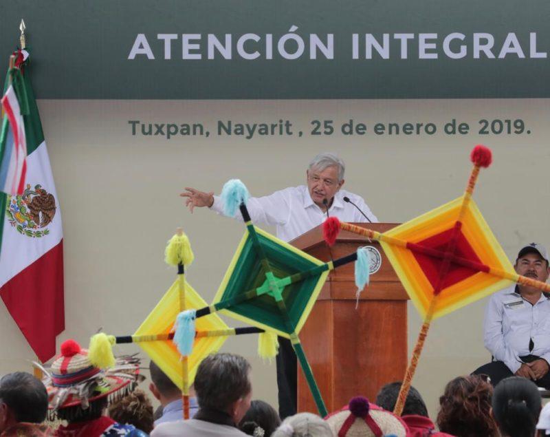"""México enfrenta """"tremenda"""" crisis de bienestar social: AMLO. Pide paciencia para enfrentarla porque le dejaron un cochinero muy grande"""