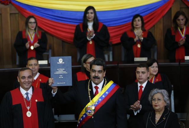 OEA declara ilegítimo gobierno de Maduro; México se abstiene
